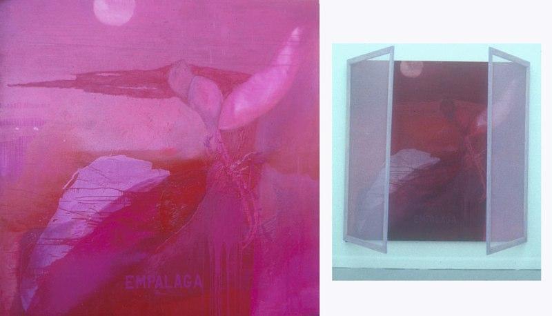 el perfume del bosque/en las alas de la mariposa/empalaga