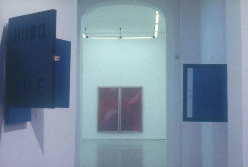 Exposición Pinemas en galería Vanguardia, Bilbao